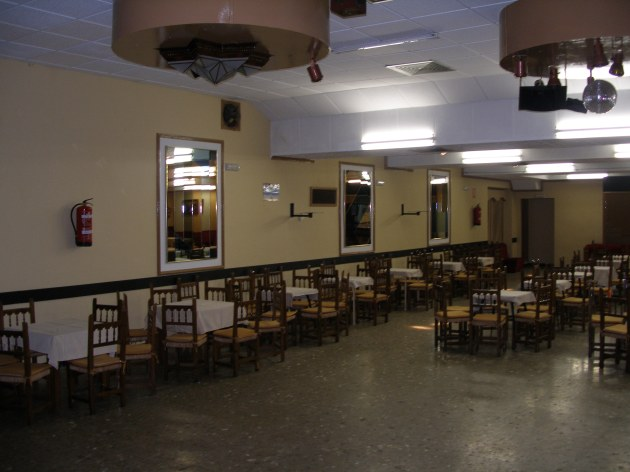 Salón Plaza eventos