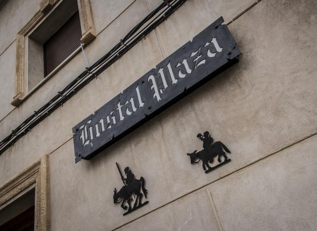 Hostal Rural Plaza**