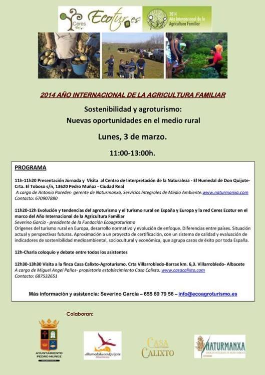 Agroturismo Naturmancha