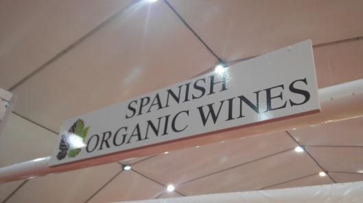 SPANISH ORGANIC WINES