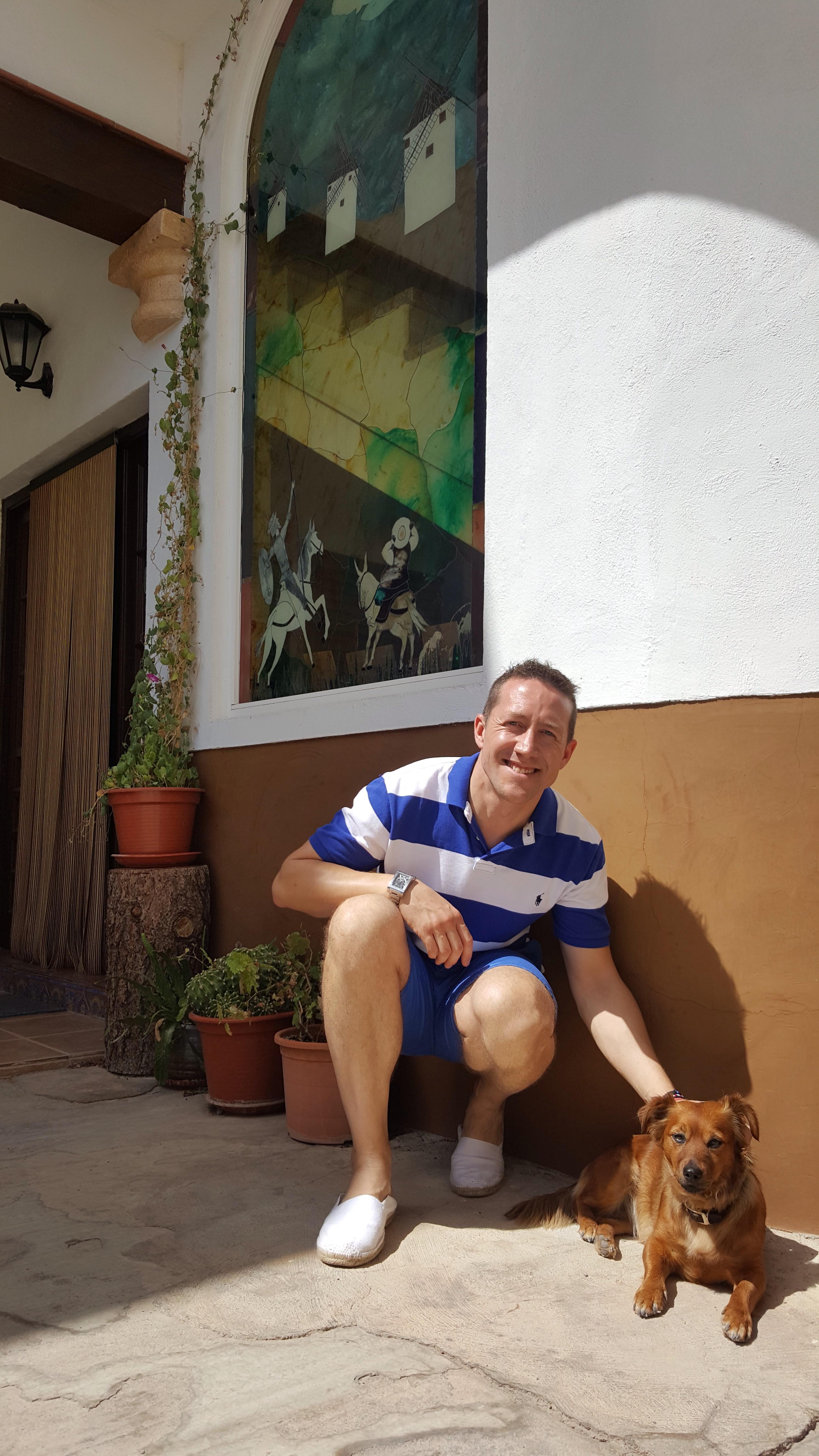 Gran Chef, Gran Líder. Jose Luis Santos Argañín