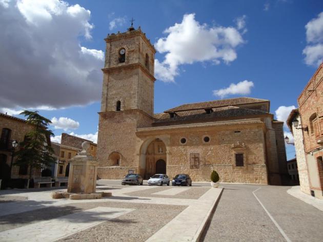 Iglesia de El Toboso