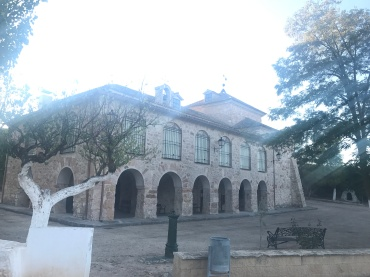 Ermita de Ntra. Sra. del Valle y San Agustín
