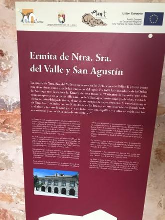 Ermita de Ntra Sra del Valle y San Agustín