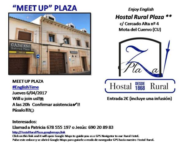 Meet up Plaza 2