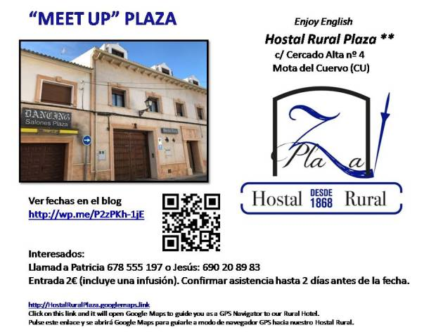 Meet up Plaza 3