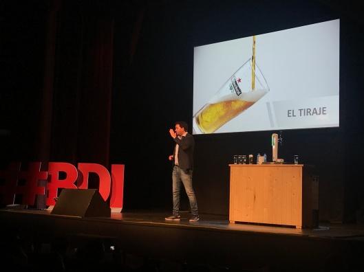 Erik Tackenkamp y el tiraje perfecto y rentable de la cerveza de barril