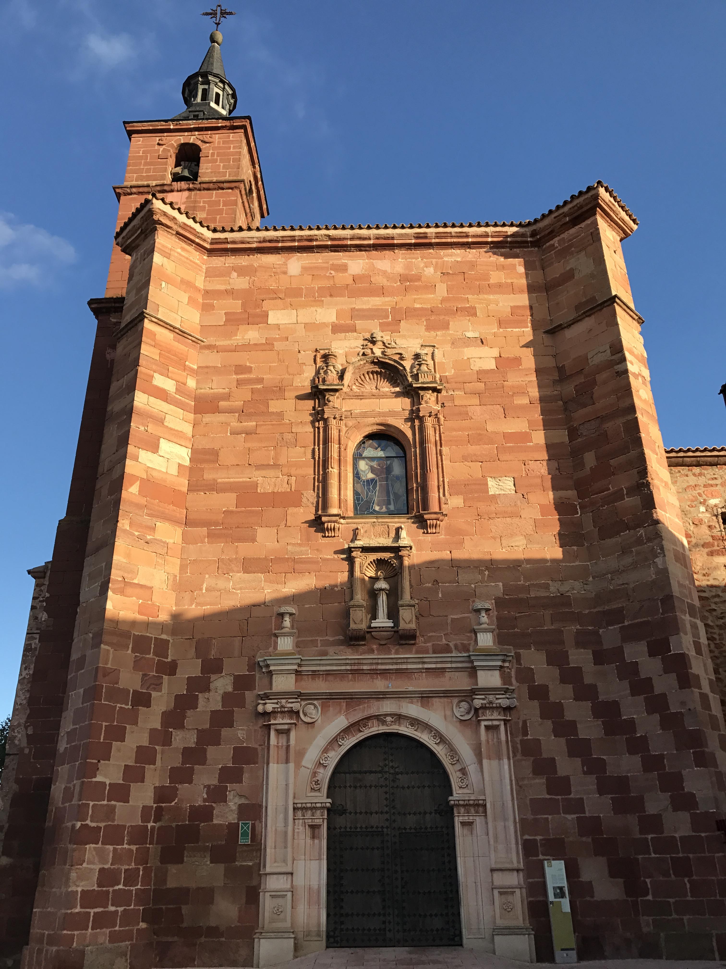 Iglesia San Francisco Alcázar